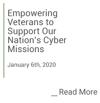 Assyst is Empowering Veterans to support our nations cyber missions